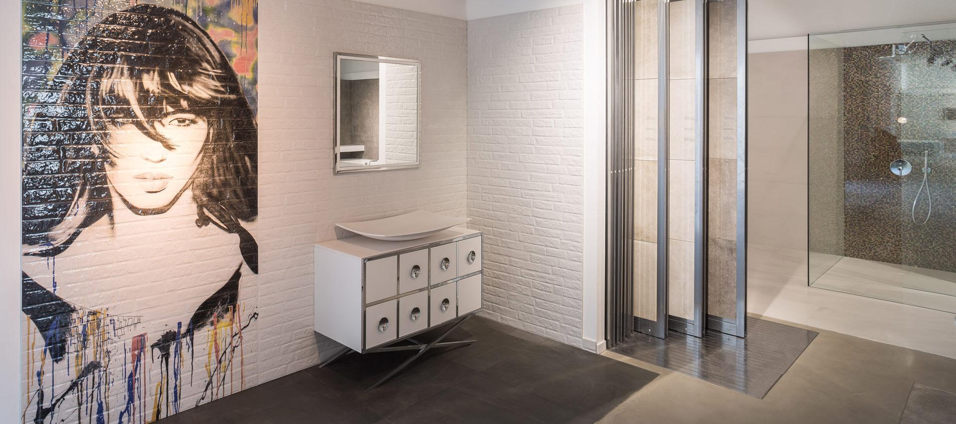 fliesenausstellung von natursteinfliesen in pulheim. Black Bedroom Furniture Sets. Home Design Ideas